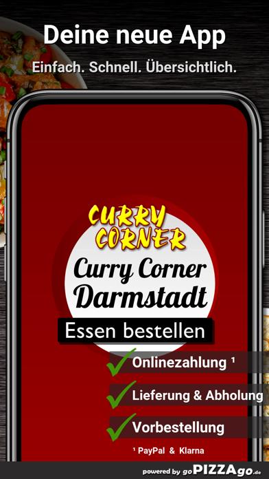 Curry Corner Darmstadt screenshot 1