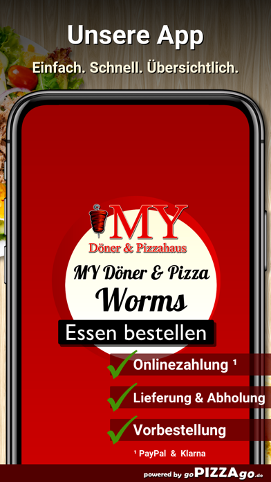 MY Döner & Pizza Worms screenshot 1