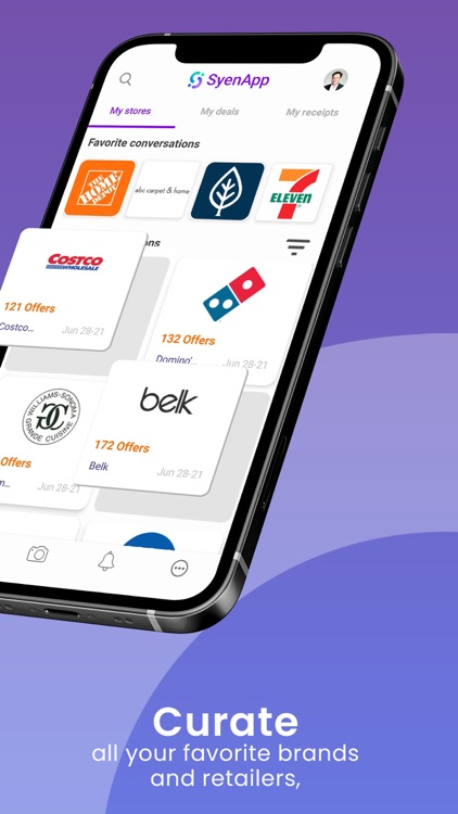 SyenApp: All in one promotions