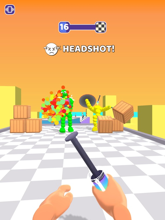 Blow Them Up 3D screenshot 8