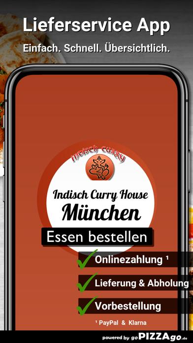 Indisch Curry House München screenshot 2