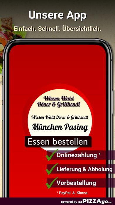 Wiesen Wald Döner screenshot 1