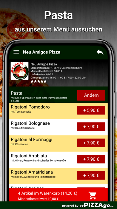 Neu Amigos Unterschleißheim screenshot 5