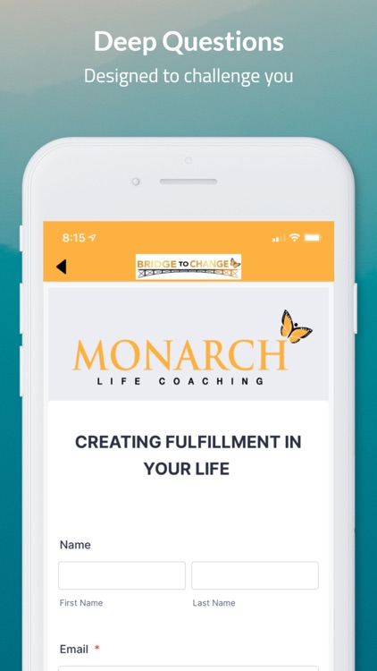 Bridge To Change - Life Coach screenshot-3
