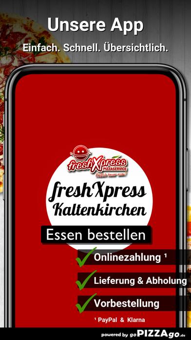 freshXpress Kaltenkirchen screenshot 1
