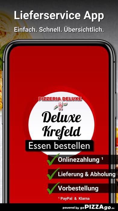 Pizza Deluxe Krefeld screenshot 1