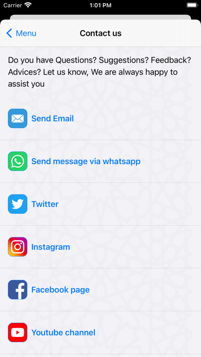 Dhikr & Du`aa' screenshot 5