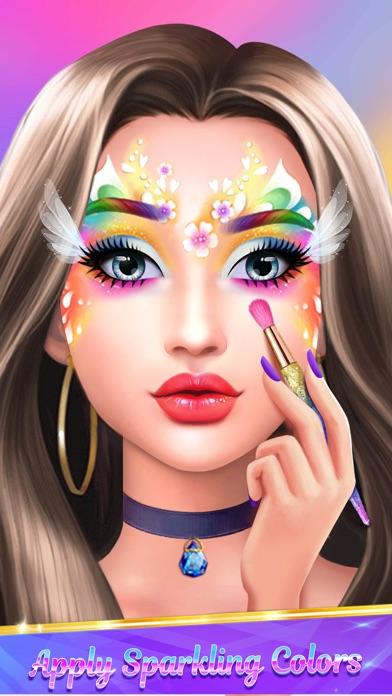 目 美術 化粧 アーティスト ゲーム紹介画像1