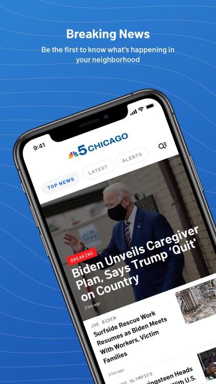 NBC 5 Chicago: News & Weather screenshot-0