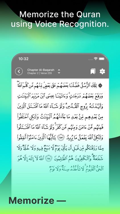 Tarteel: Recite Al Quran