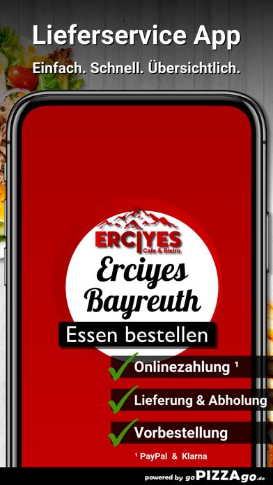 Cafe Bistro Erciyes Bayreuth screenshot 1