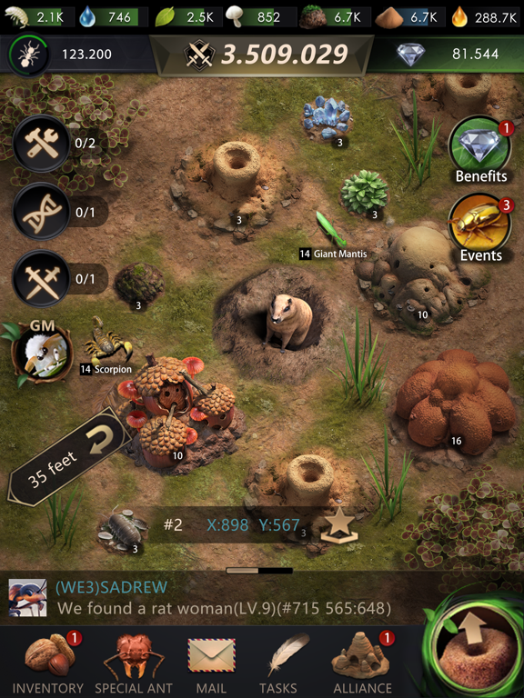 The Ants: Underground Kingdom screenshot 19