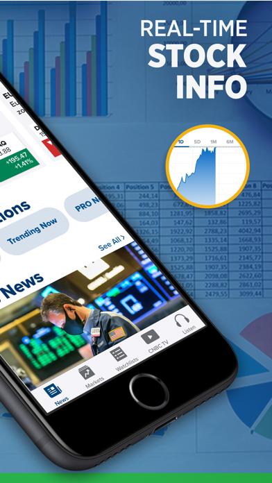CNBC: Stock Market & Businessのおすすめ画像2