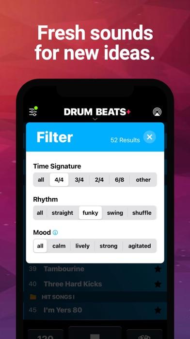 Drum Beats+ Rhythm Machine