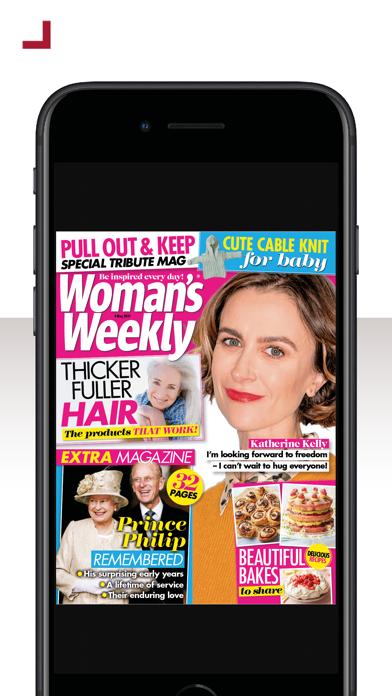 Woman's Weekly Magazine INTScreenshot of 1