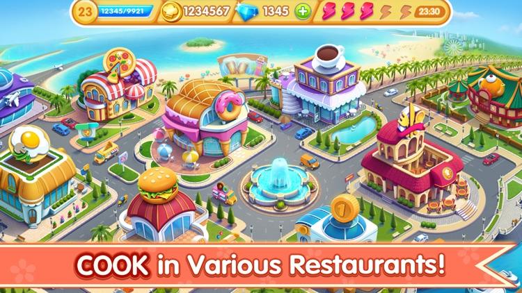 Cooking City - Restaurant Game screenshot-3