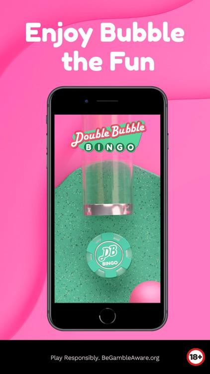 Double Bubble Bingo screenshot-6