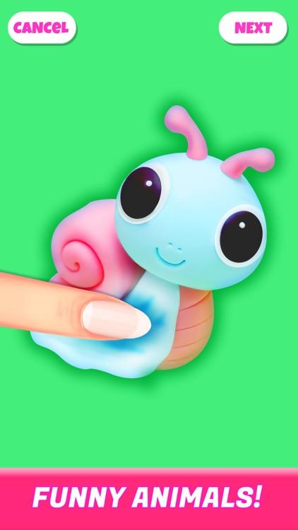 Fidget Games: Squishy Slime screenshot-4