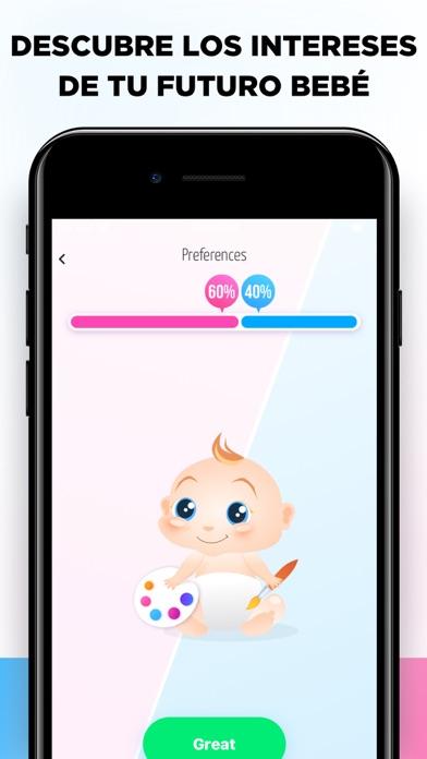 Mi Bebé Y Yo - Baby GeneratorCaptura de pantalla de5