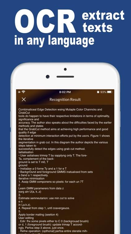 Scanner Plus - PDF Scanner App screenshot-0