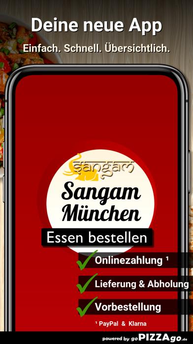 Sangam München screenshot 1