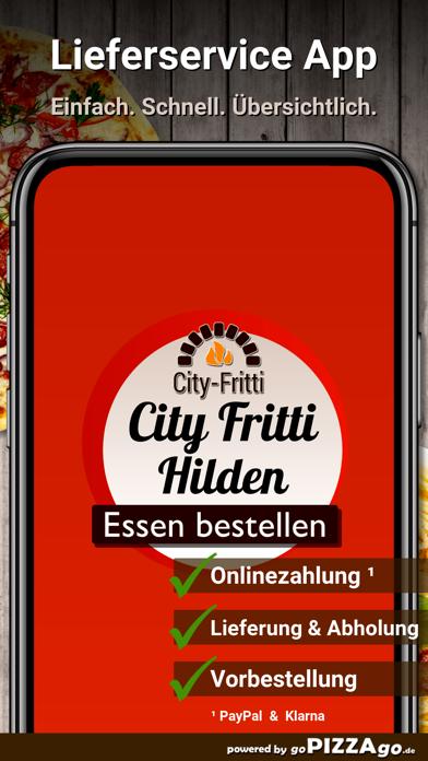 City-Fritti Hilden screenshot 1