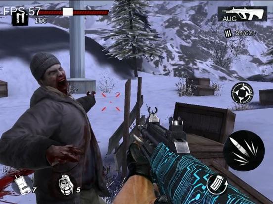 Zombie Frontier 4:FPS シューティングのおすすめ画像5
