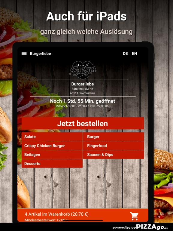 Burgerliebe Saarbrücken screenshot 7