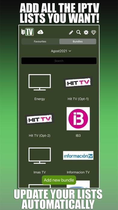 ipTV Pro Player Tv screenshot 1