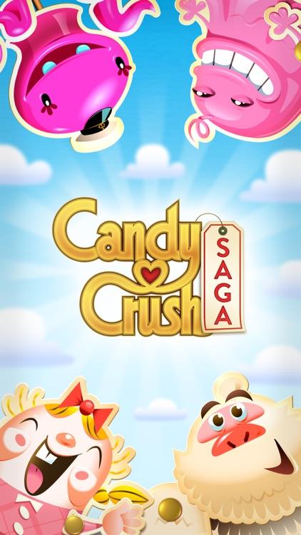 Candy Crush Saga screenshot-0