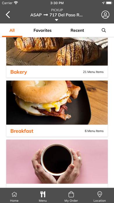 BeanHeads Coffee screenshot 2