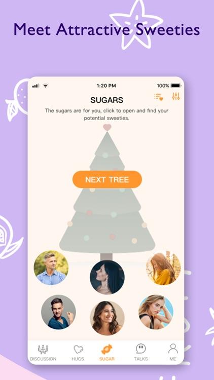 Sugar: Seeking Mature Hook Up screenshot-5