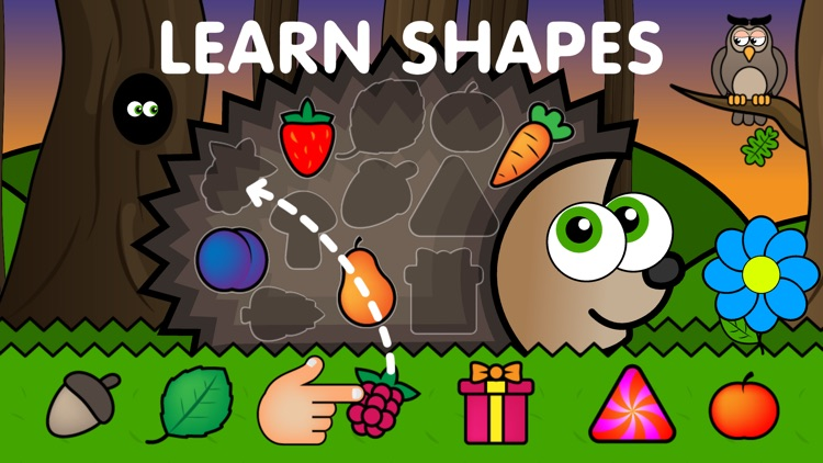 Games for kids 2,3,4 year olds screenshot-0