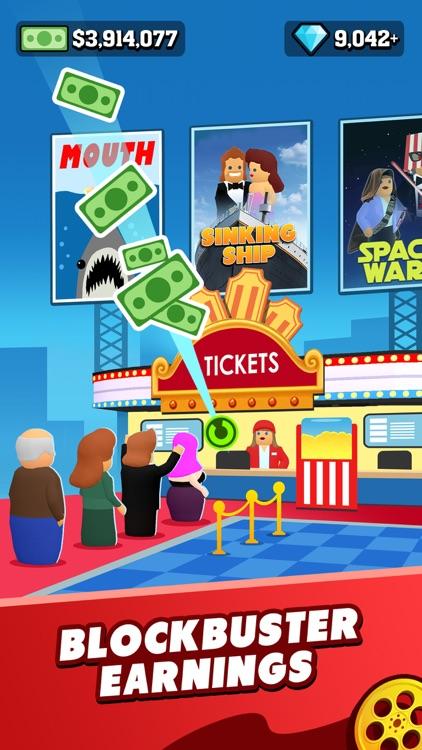 Box Office Tycoon - Idle Game screenshot-0