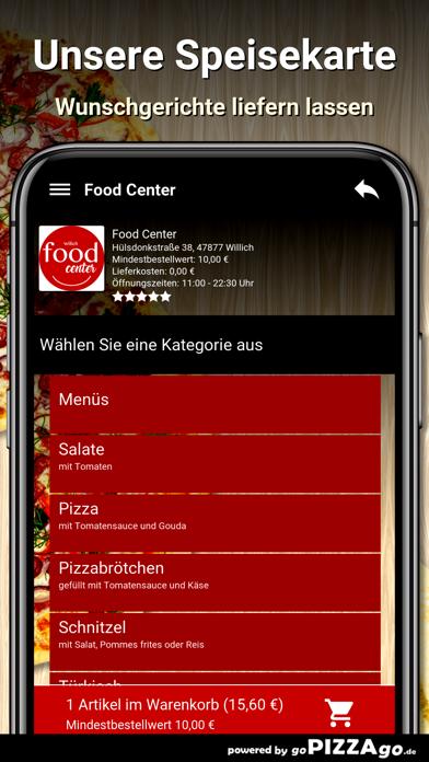Food Center Willich screenshot 4