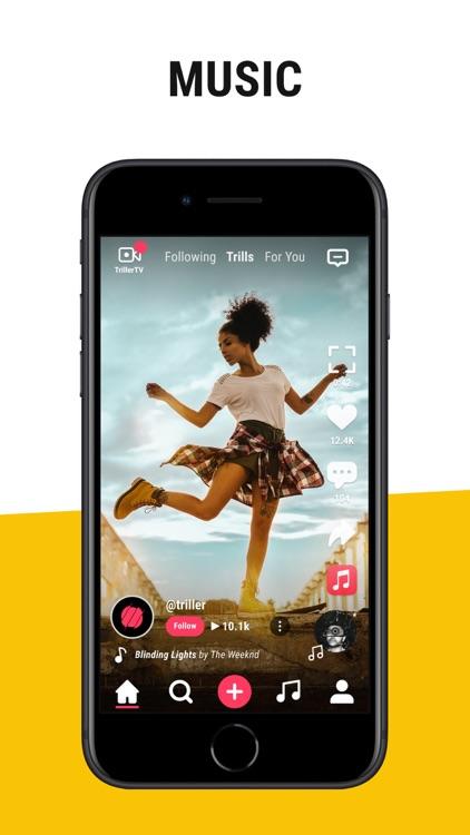 Triller: Social Videos & Clips screenshot-4