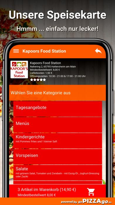 Kapoors Hattersheim am Main screenshot 4