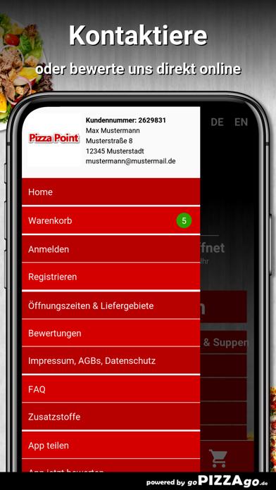Pizza-Point Mönchengladbach screenshot 4