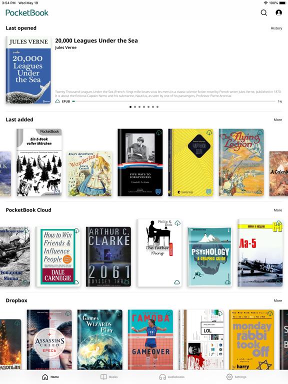 PocketBook Readerのおすすめ画像1