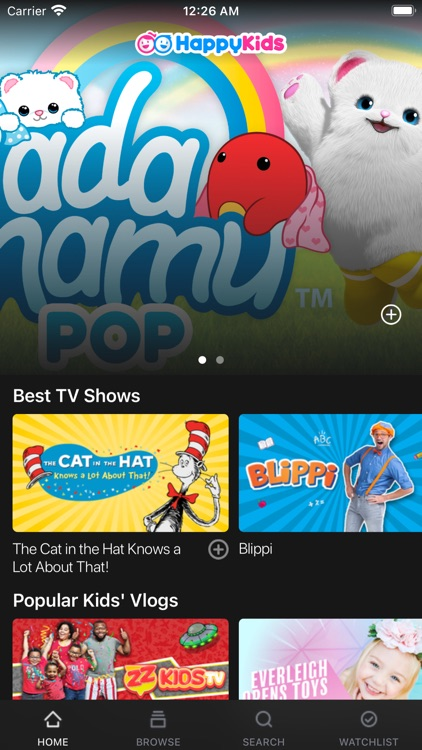HappyKids - Videos for Kids screenshot-4