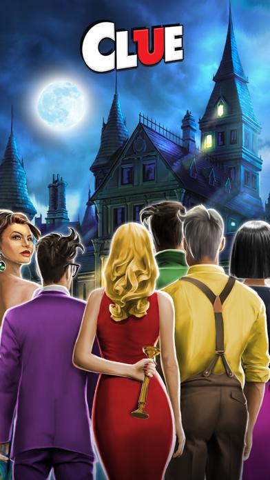Clue: The Classic Mystery Game Screenshot