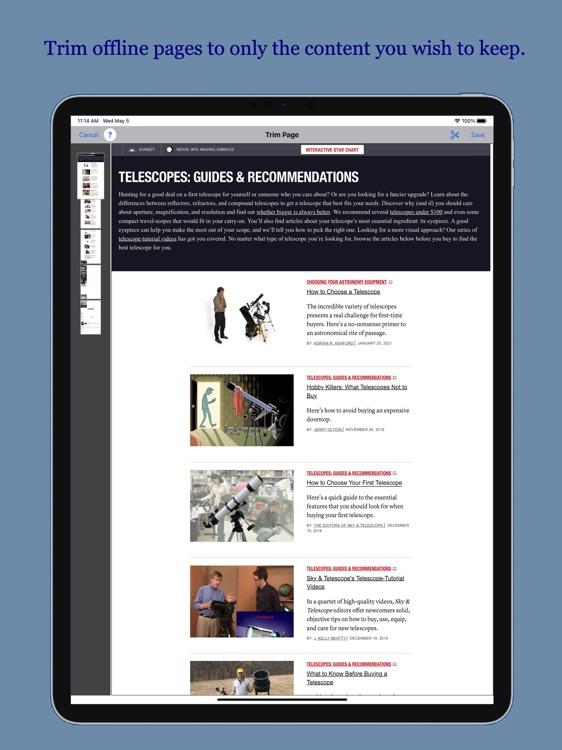 WebShelf screenshot-5