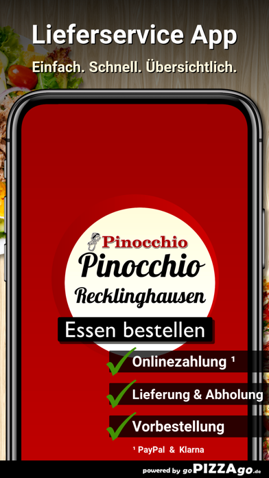 Pinocchio Recklinghausen screenshot 1