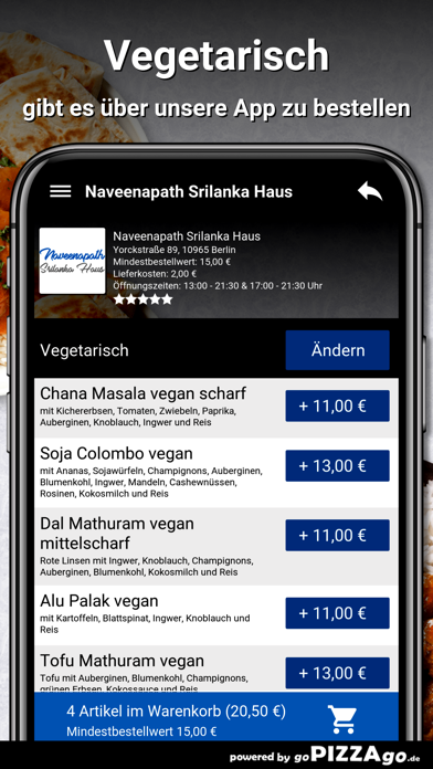 Naveenapath Srilanka Haus Berl screenshot 6