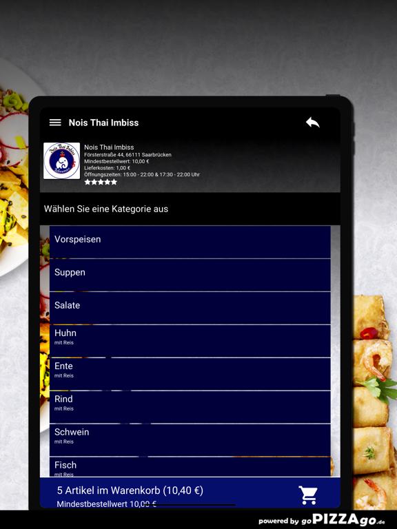 Nois Thai Imbiss Saarbrücken screenshot 8