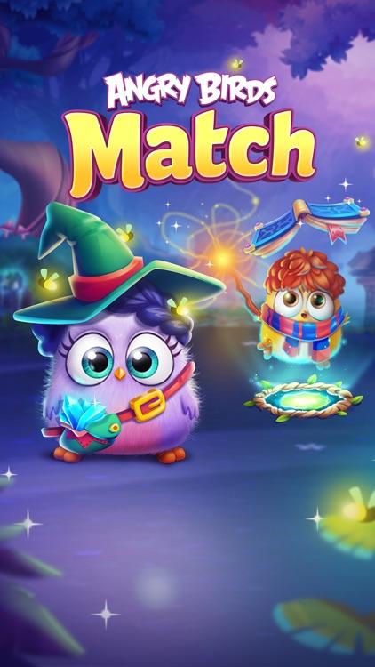 Angry Birds Match 3 screenshot-7