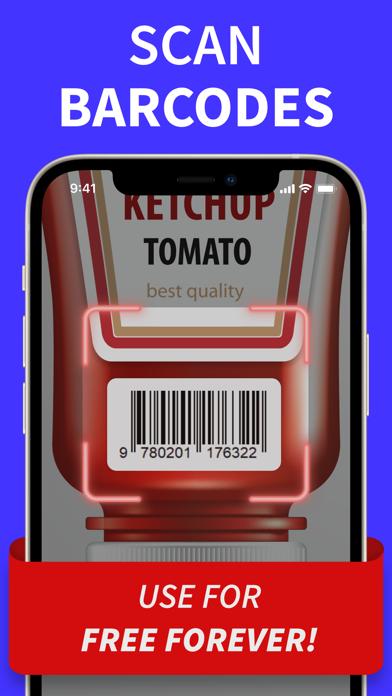 QR Code Scanner Scan Bar CodesScreenshot von 2