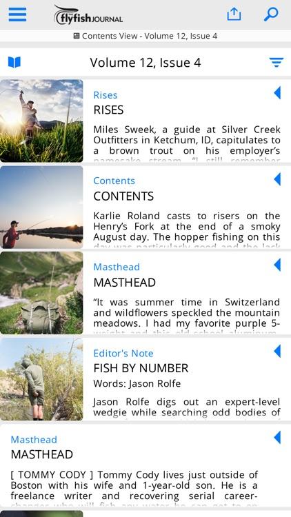 The Flyfish Journal screenshot-4