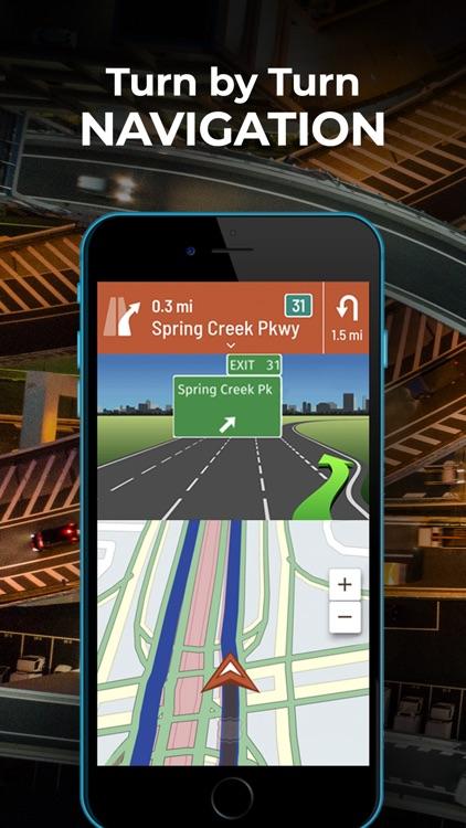 Hammer: Truck GPS & Maps