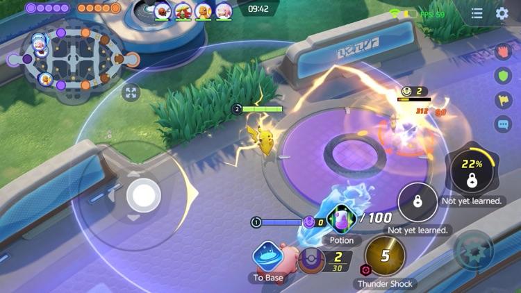Pokémon UNITE screenshot-6